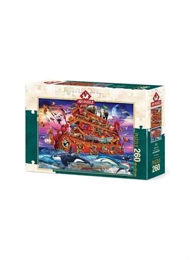 Art Puzzle Art Puzzle Nuh Un Gemisi 260 Parça Kutu Puzzle Renksiz